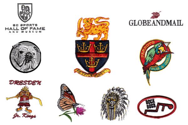 School Mascot Embroidery Designs